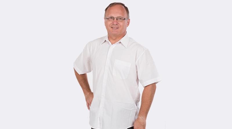 Miroslav Suchý - kandidtá za hnutí ANO. Volby Vejprnice
